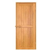 Элитные двери из массива для бани сауны