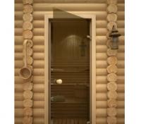 Двери для бани и сауны АКМА