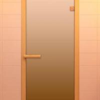 Двери из канадского кедра