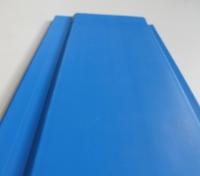 Вагонка синяя