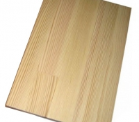 Мебельный щит из сосны цельноламельный 40мм