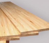 Мебельный щит из сосны сращенный 20мм
