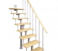 Металлические лестницы (модульные и на металлокаркасе)