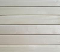 Вагонка белая