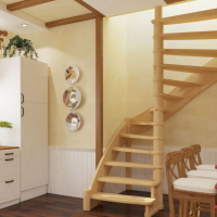 Лестница для загородного дома ЛС-01м